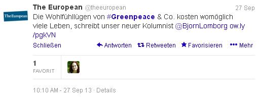 GreenpeaceGentechnik
