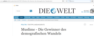 screenshot / welt.de