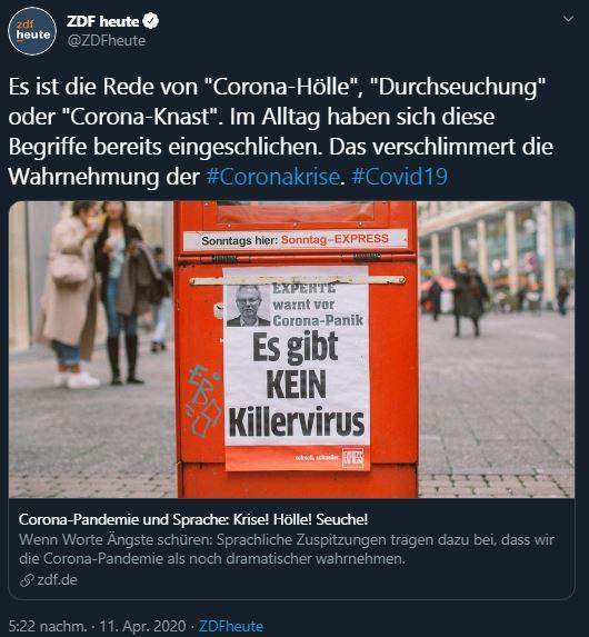 ZDFCORONAKRITIK